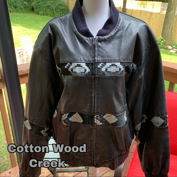 Cotton Wood Creek vintage size m medium jacket
